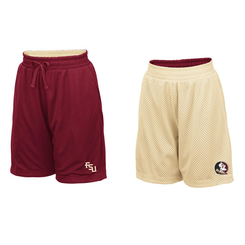 Florida State Youth Colosseum Reversible Mesh Shorts