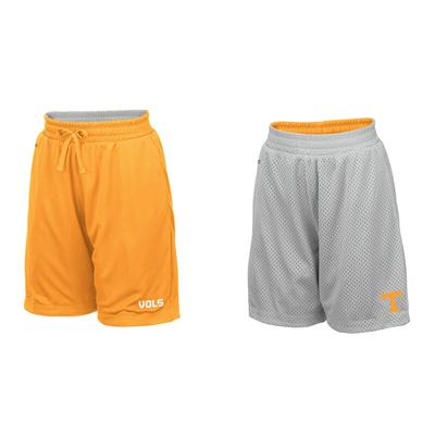 Tennessee Youth Colosseum Reversible Mesh Shorts