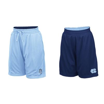 UNC Youth Colosseum Reversible Mesh Shorts