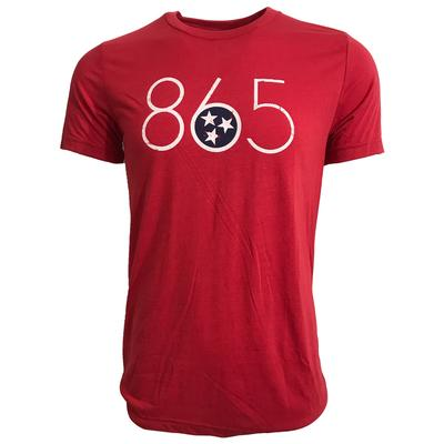 865 Tri-Star Triblend Short Sleeve Tee