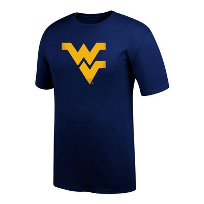 West Virginia Men's Giant Mountaineer Logo Tee Shirt
