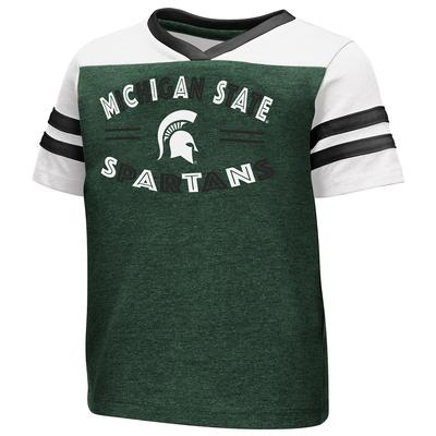 Michigan State Toddler Colosseum Good Feathers Tee