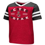 Nc State Toddler Colosseum Good Feathers Tee