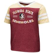 Florida State Toddler Colosseum Good Feathers Tee