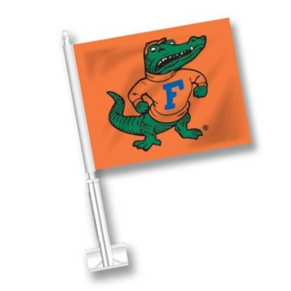 Florida Albert Vault Logo Car Flag