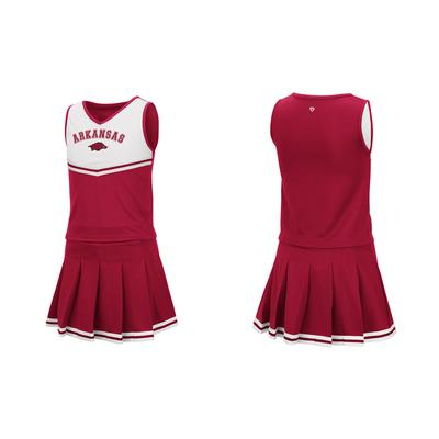 Arkansas Youth Colosseum 2 Piece Cheer Set