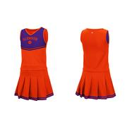 Clemson Youth Colosseum 2 Piece Cheer Set