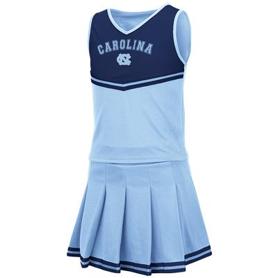 UNC Youth Colosseum 2 Piece Cheer Set