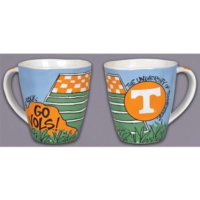 Tennessee Artwork Mug