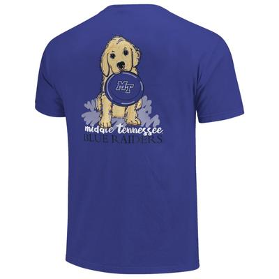 MTSU Frisbee Dog Comfort Colors Tee