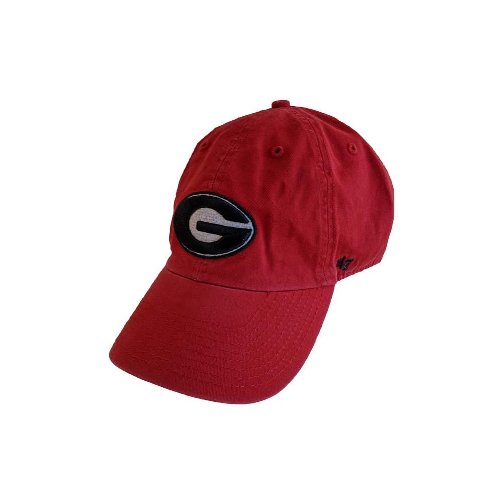 Georgia ' 47 Faded Clean Up Hat