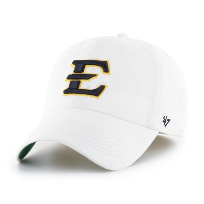 ETSU '47 White Franchise Hat