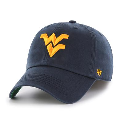 West Virginia '47 Navy Franchise Hat