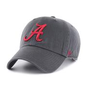 Alabama ' 47 Charcoal Clean Up Hat