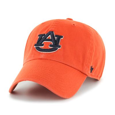 Auburn '47 Orange Clean Up Hat