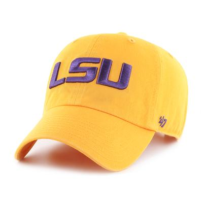 LSU '47 Clean Up Hat