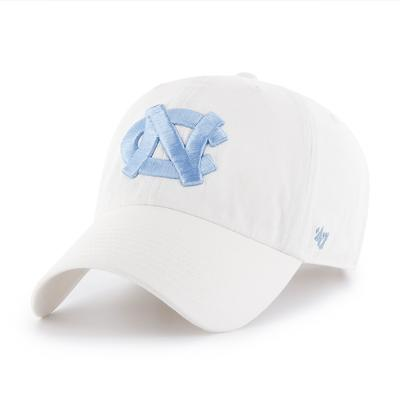 UNC '47 White Clean Up Hat