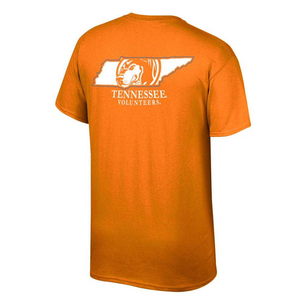 Tennessee Men's Smokey In State Tee Shirt