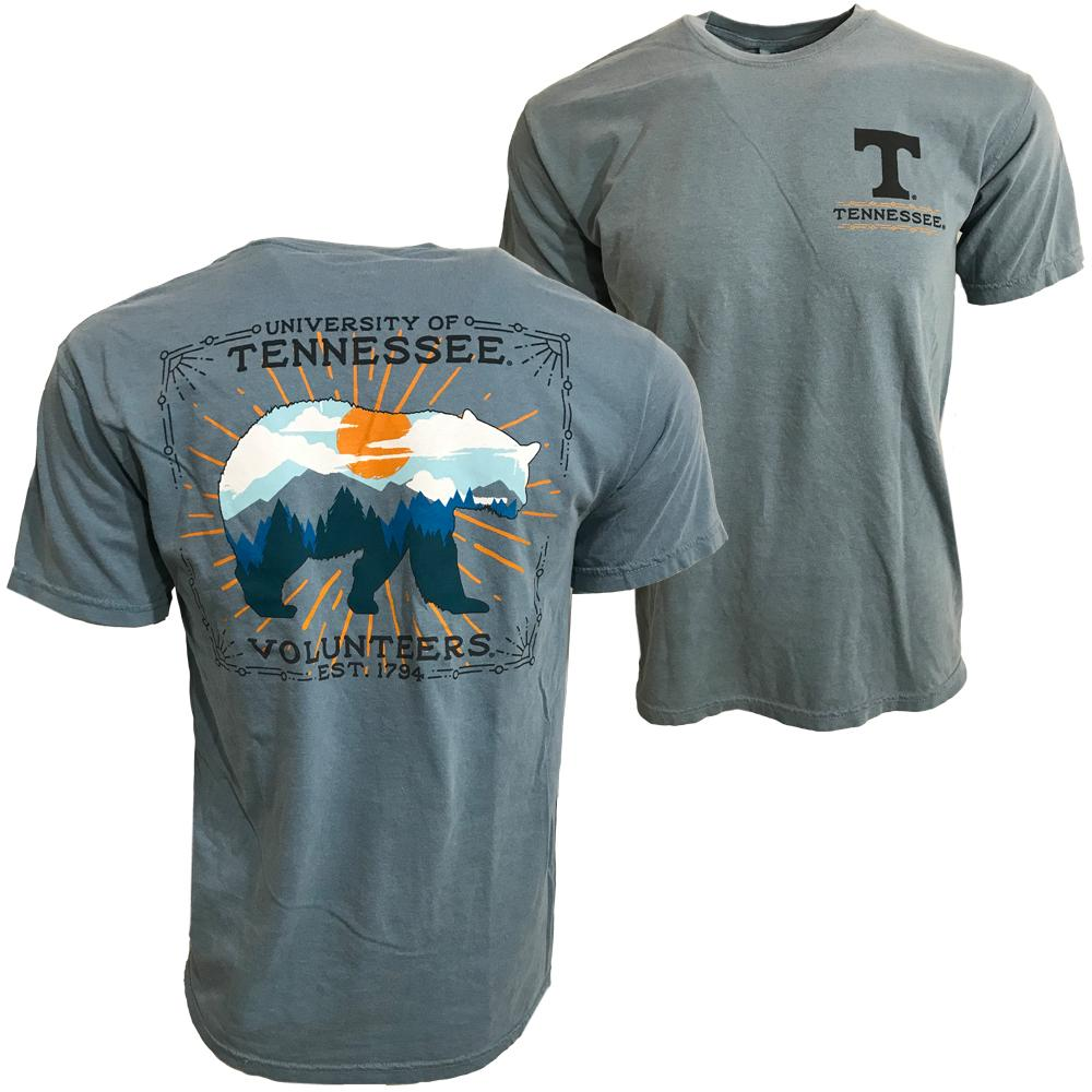 Tennessee Scenery Comfort Colors Tee