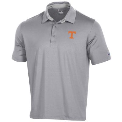 Tennessee Men's Champion Solid with Logo Polo
