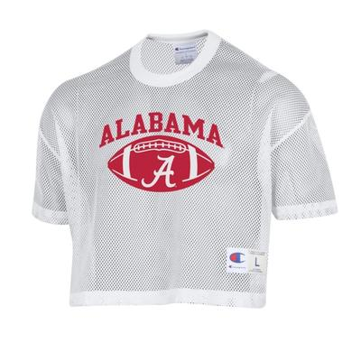 Alabama Women's Shimmel Crop Jersey