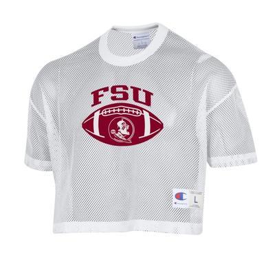Florida State Women's Shimmel Crop Jersey