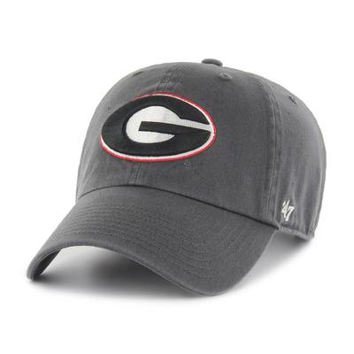 Georgia '47 Charcoal Clean Up Hat