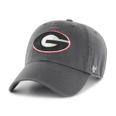 Georgia '47 Charcoal Clean Up Hat