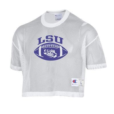 LSU Women's Shimmel Crop Jersey