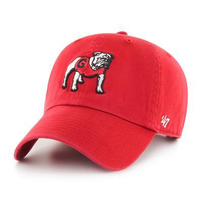 Georgia '47 Brand Standing Bulldog Hat