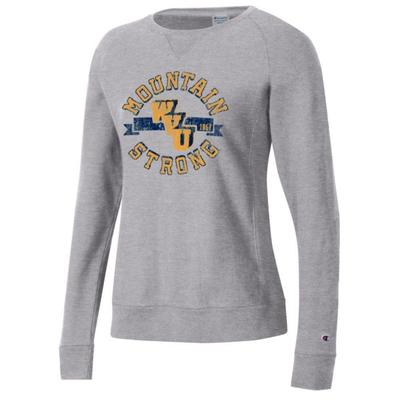 West Virginia Women's Champion Mountain Strong Fleece