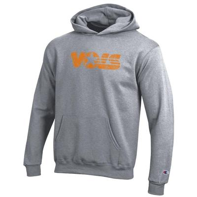 Tennessee Youth Vault Vol Star Fleece Hoodie