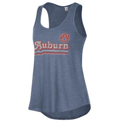 Auburn Alternative Apparel Back Stage Tank