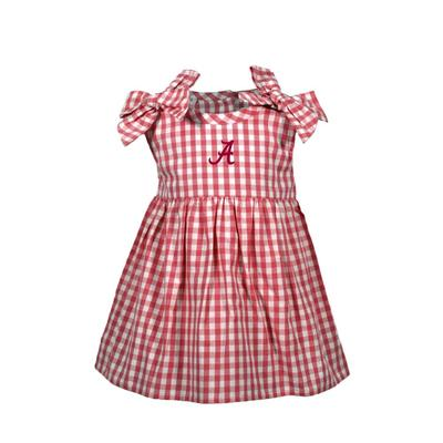 Alabama Infant Cora Gingham Dress