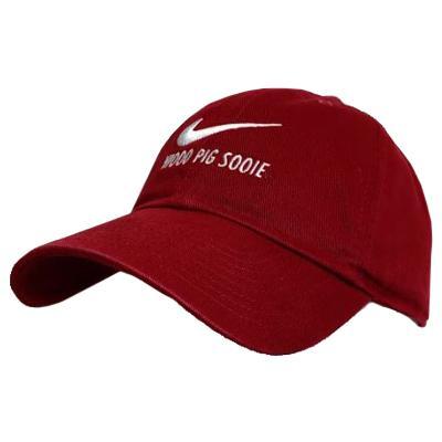 Arkansas Nike H86 Swoosh Adjustable Hat