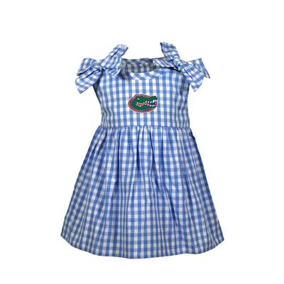 Florida Infant Cora Gingham Dress