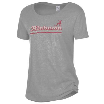 Alabama Alternative Apparel Back Stage Tee