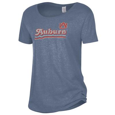 Auburn Alternative Apparel Back Stage Tee