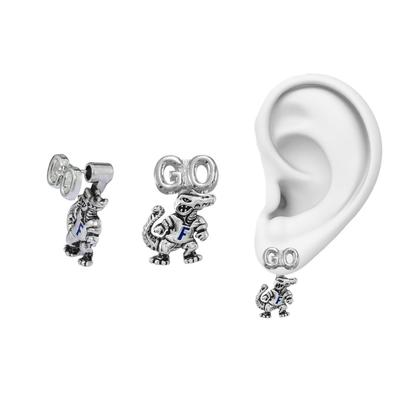 Florida Albert Mascot Earrings