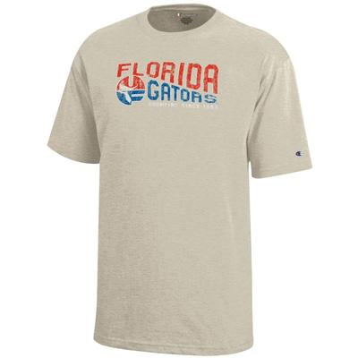 Florida Vault Circle Logo Youth Tee