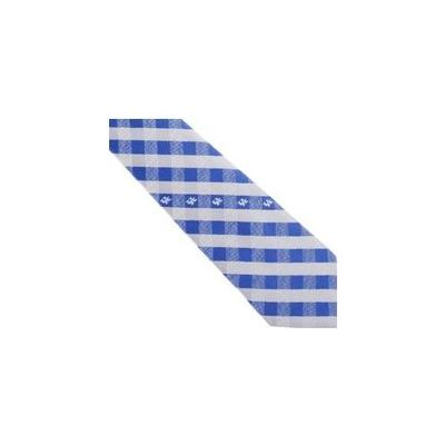 Kentucky Woven Polyester Checkered Tie