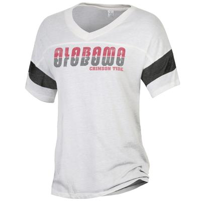 Alabama Alternative Apparel Retro Powder Puff Tee