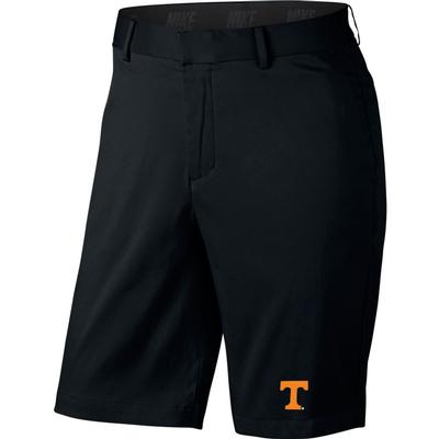 Tennessee Nike Golf Flat Front Shorts BLACK