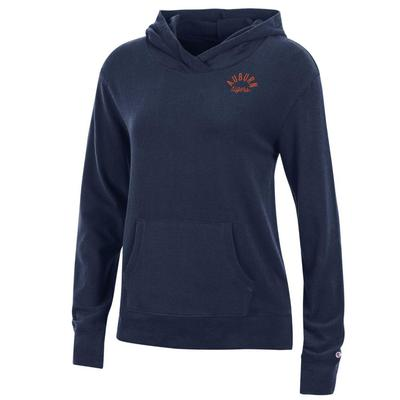 Auburn Women's Champion University Lounge Pullover w Hood