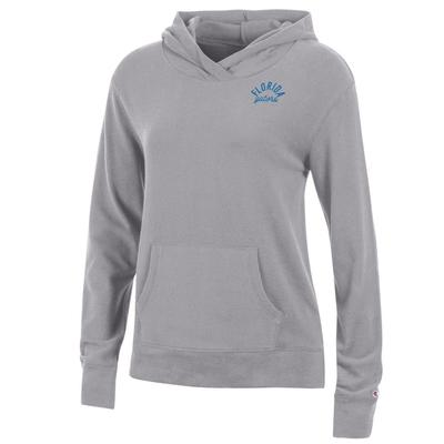 Florida Women's Champion University Lounge Pullover w Hood