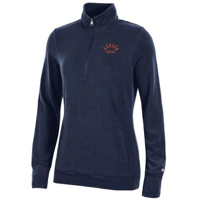 Auburn Women's Champion University Lounge 1/4 Zip Pullover