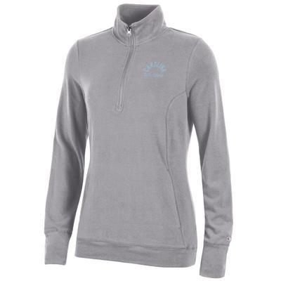 UNC Women's Champion University Lounge 1/4 Zip Pullover
