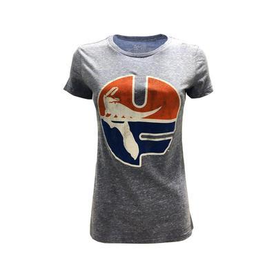 Florida Retro Brand Pell Logo Melanie Vault T-Shirt