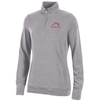 Alabama Women's Champion University Lounge 1/4 Zip Pullover