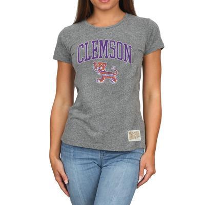 Clemson Retro Brand Melanie Vault T-Shirt